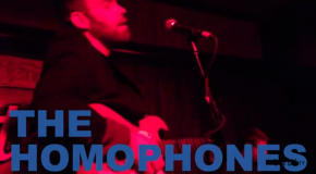 [BITBY]LIVE: THE HOMOPHONES at ORTLIEBs for NO ALT