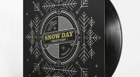 12″ Vinyl: Snow Day- Take it Easy: Taggart and The Successful Failures Xmas